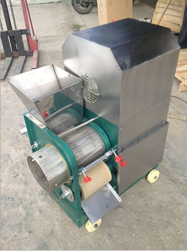 Fish Bone Removing Machine