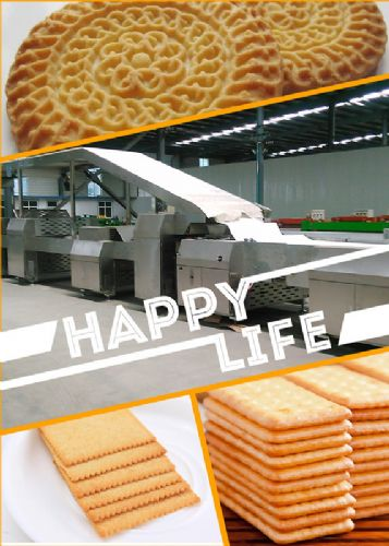 easy operation customized sandwich biscuit machine