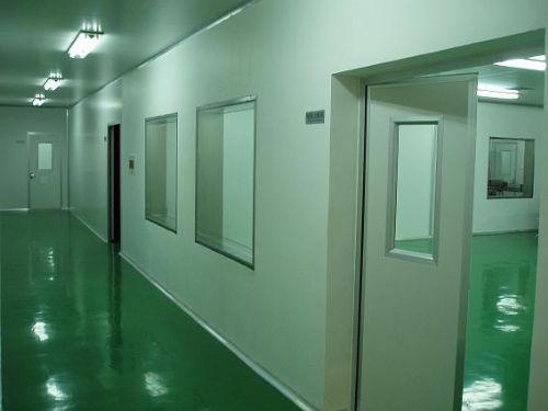 安诺洁净厂房-十万级洁净车间工程设计