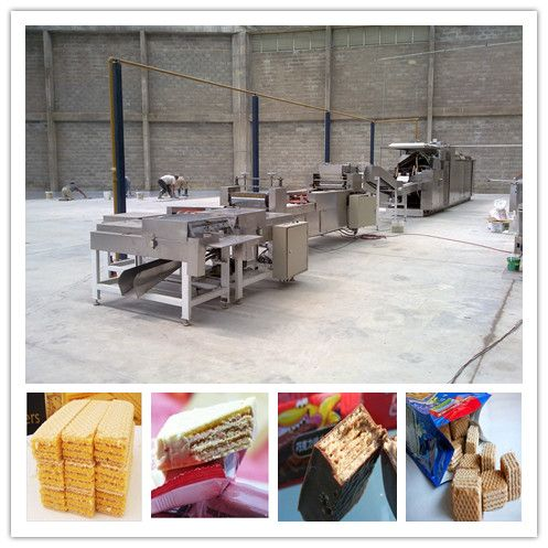 2016top quality China factory wafer making machine