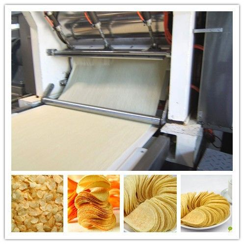 new quality potato chip making machine from China