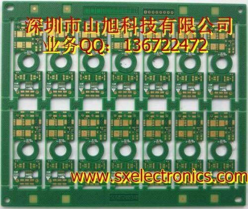 pcb2fpc柔软性hdi线路板抄板 价格:1元