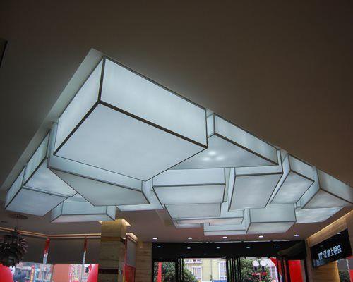 4s店荧光板图案设计