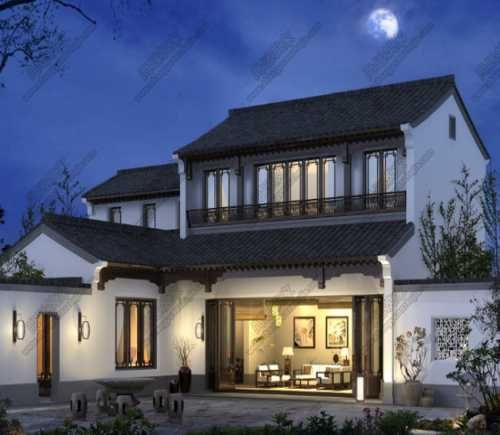 农村兄弟联房子设计图
