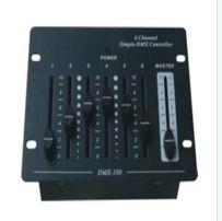 6 Channel Simple DMX Controller