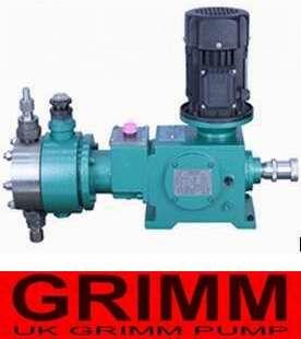 英国格林进口液压隔膜计量泵图片