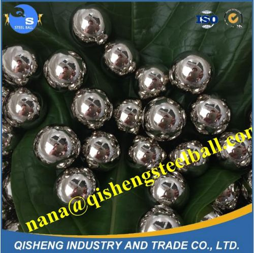 QiSheng Factory sale 4.763mm G500 carbon steel ball for bicycle