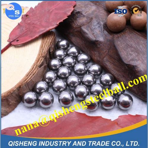 Cheap Price AISI304 4mm Stainless Steel Ball with 2mm Hole for J