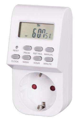 plug-in timer socket