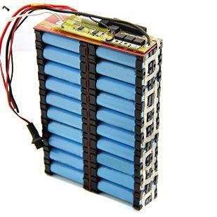18650大容量锂离子电池组