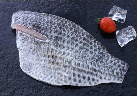 3-5盎司带皮罗非鱼片