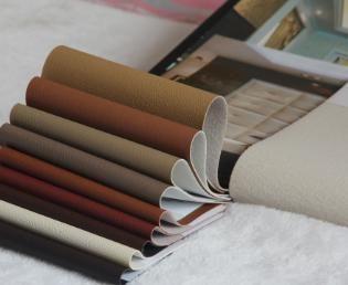 银蚨PVC革、半PU 价格:1元/米
