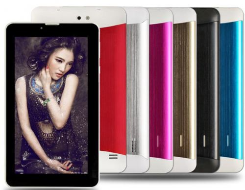 7inch MTK6572 Dual-core 3G android tablet computer