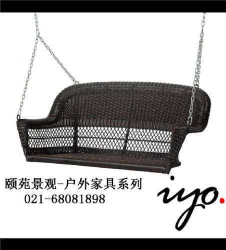YLY-006户外休闲编藤秋千吊椅 价格:888元/把
