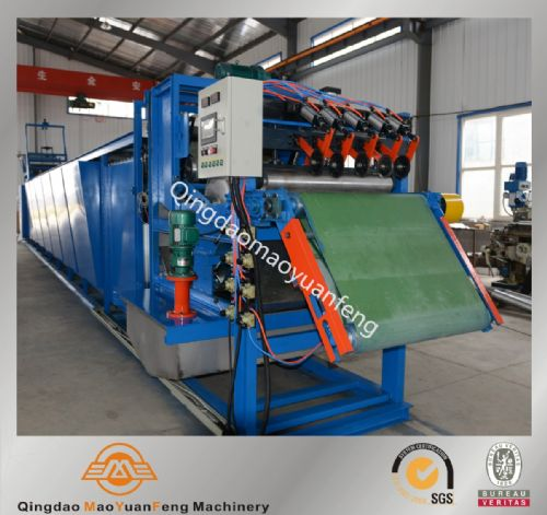 High quality China Cheap Batch-off Cooling Line Rubber Machine