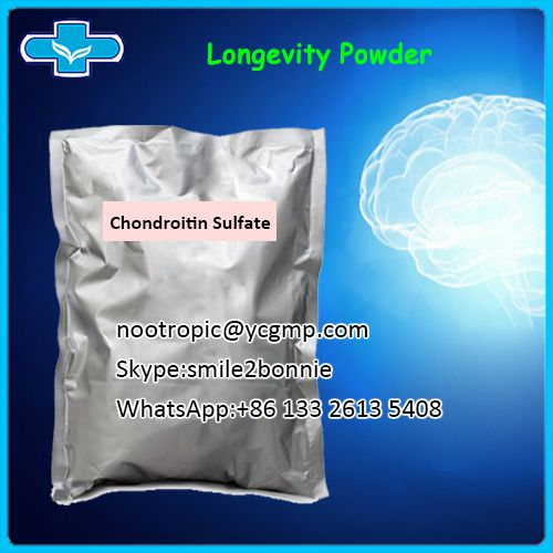 Chondroitin Sulfate Powder/nootropic@ycgmp.com