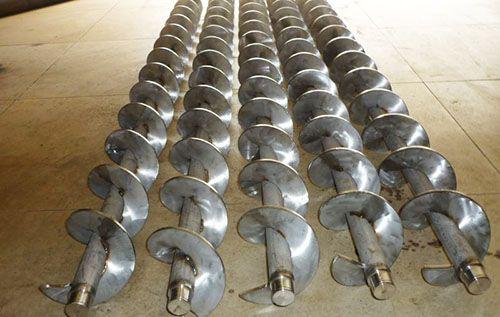 江龙jl-65螺旋杆,绞龙叶片 价格:10元图片