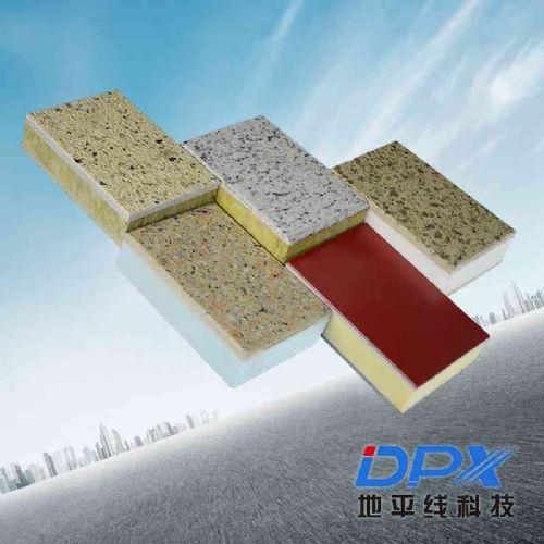 DPX-1装配建筑复合装饰一体化板 价格:90元/平方米
