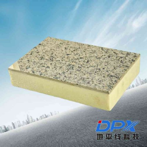 DPX-1装配住宅隔热装饰一体板 价格:90元/平方米