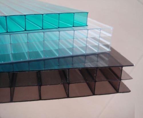 翔龙鹤壁pc阳光板耐力板pc采光板 价格:42元/平米