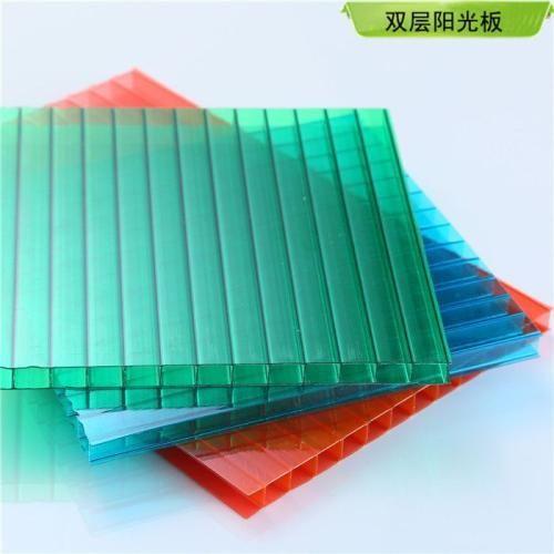 翔龙焦作pc阳光板耐力板pc采光板 价格:42元/平米