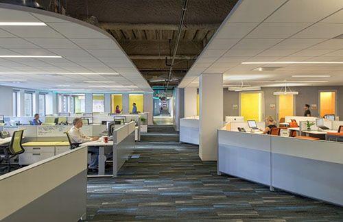 大型公司吊顶设计图