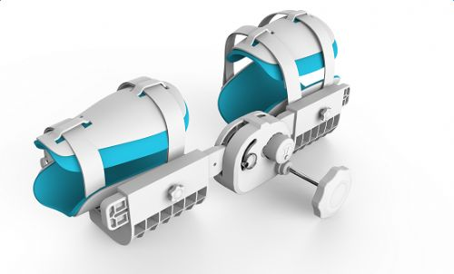 rehabilitation device for joints-Knee