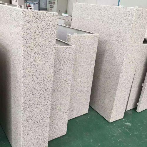 雷诺贝尔2.5/3.0 mm仿石材铝单板 价格:295元/m2