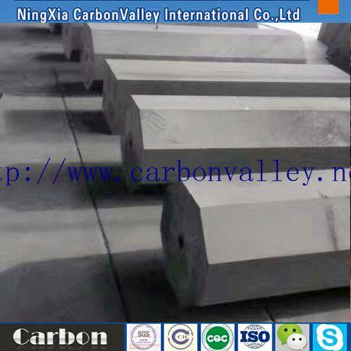 宁夏半石墨碳化硅炉口碳砖 柱体炭砖 渣口砖 炉眼碳砖