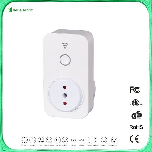 Chile smart controlled timer socket