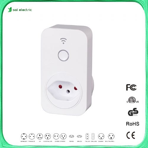 Switzerland smart controlled timer switch/wifi soc