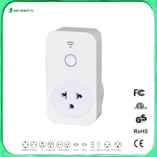 Brazil wifi timer socket for smart home