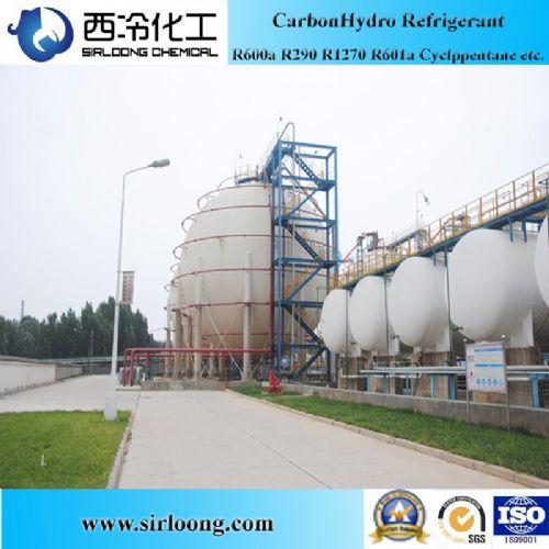 99.9% High Purity Refrigerant Gas Isobutane R600a