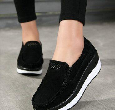 速跃摇摇鞋女单鞋