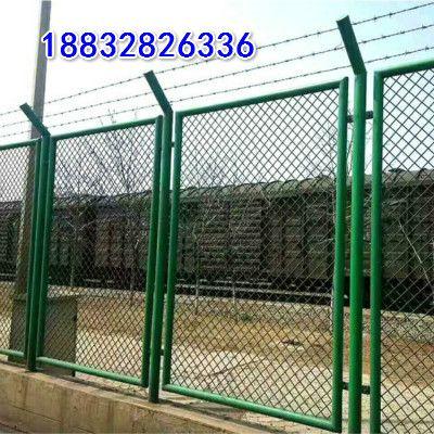 框架隔离栅安平护高速公路护栏网铁路护栏 价格:255元/套