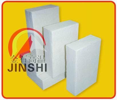 金石陶瓷纤维挡火板如何安装_硅酸铝挡