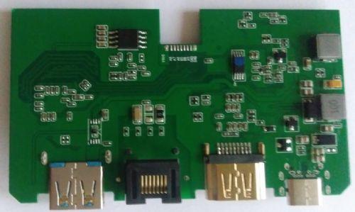 专业type c集线器/type c HUB设计公司网站/威尼瑟电子