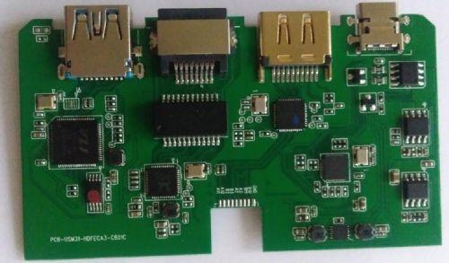 优质type c HUB设计企业/专业的Type C HUB制造商/威尼