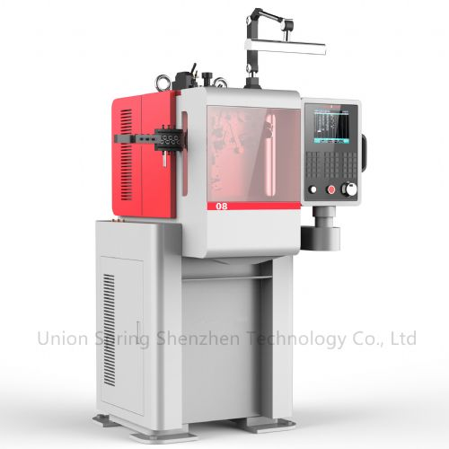 CNC  Spring Coiling Machine for Compress