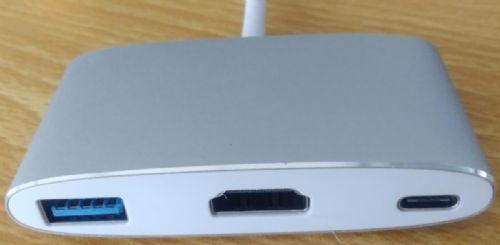 type c转HDMI厂家价格 直销Type C HUB 代理经销商 威