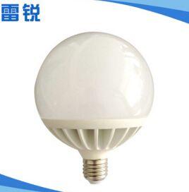厂家生产 G120-2新款led球泡灯 高质量彩色球泡灯 压铸