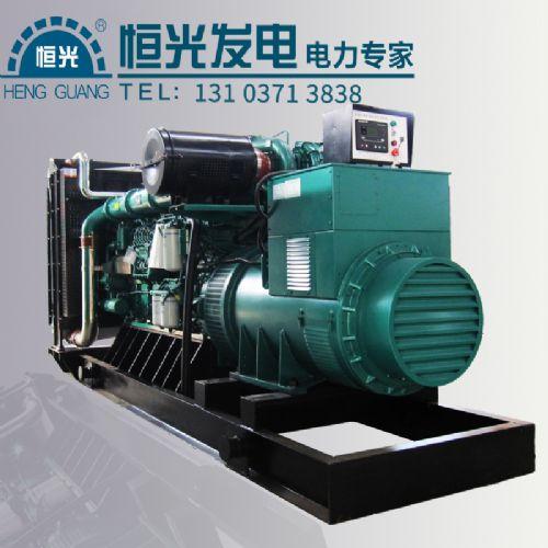 河南玉柴发电机组 三阶段排放发电机组