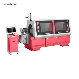 3d CNC Wire Bender For Car Seat Wire Forming Machine