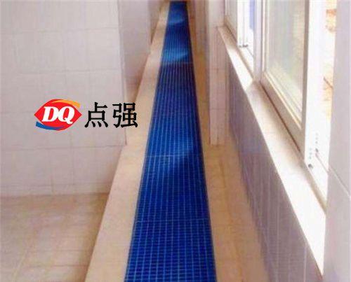 化工防腐水沟网格栅板-长春化工水沟网格栅板生产厂家