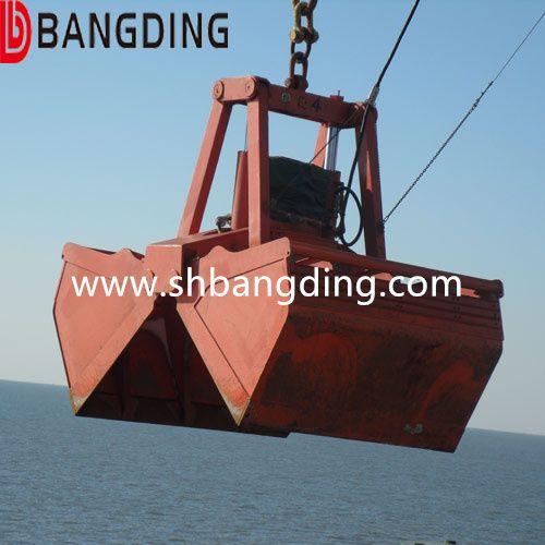 邦鼎BANGDING50000吨散货船电动液压抓斗
