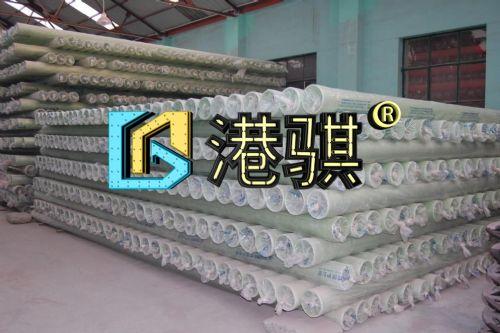 【玻璃钢管道缠绕机】玻璃钢管道厂家批发-港骐