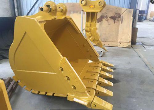 小松PC360-7挖斗铲斗厂家生产挖机岩石铲斗