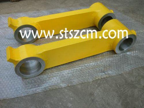 小松PC130-7挖斗摇杆总成工形架配套厂家生产