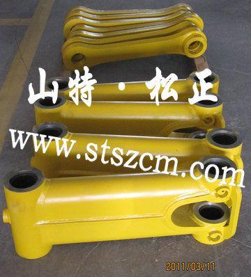 小松PC300-7挖机工形架摇杆连杆片工字架厂家现货