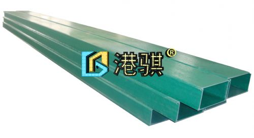 【玻璃钢电缆线槽】玻璃钢电缆线槽厂家价格-港骐